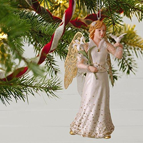 5 Hallmark Keepsake Christmas Ornament Angels