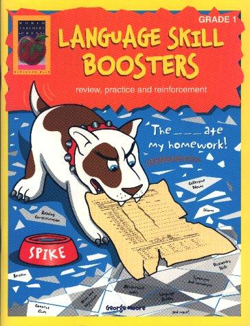 Language Skill Boosters - Language Skill Boosters, Grade 1