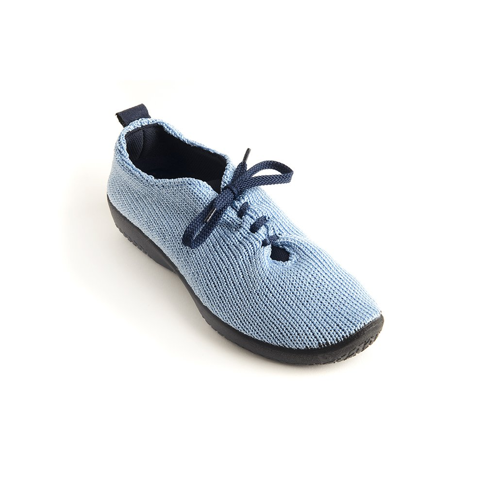 Arcopedico 1151 LS Womens Oxfords Shoes, Sky Blue, Size - 41