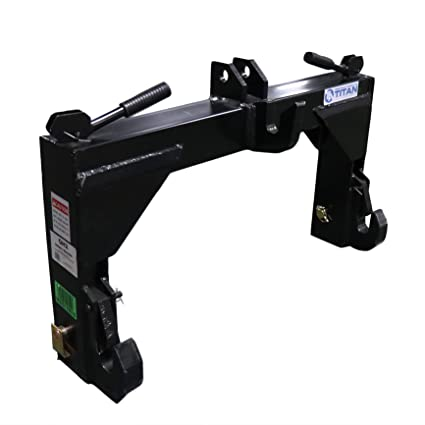 Amazon com: Titan Distributors Inc  Quick Hitch Adapter to
