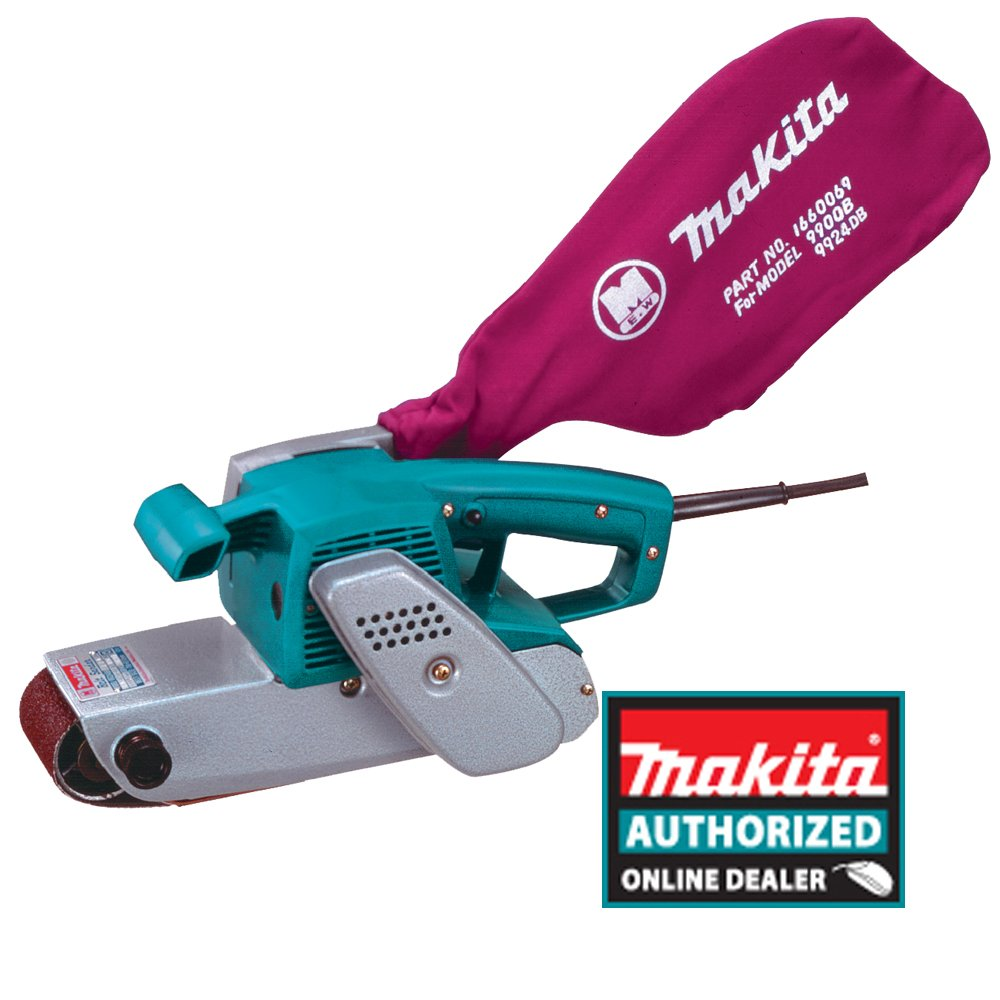 Makita 9924DB Belt Sanders product image 2