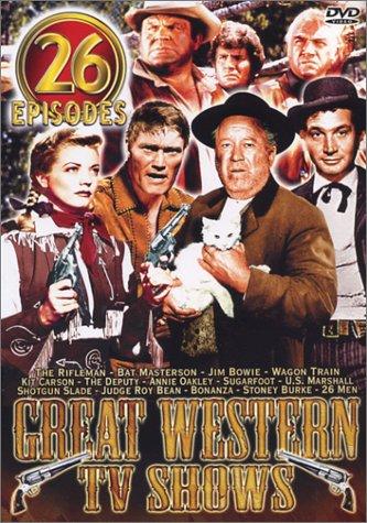Great Western TV Shows: The Rifleman/Bat Masterson/Jim Bowie/Annie Oakley/Kit Carson/The - Oakley Bat
