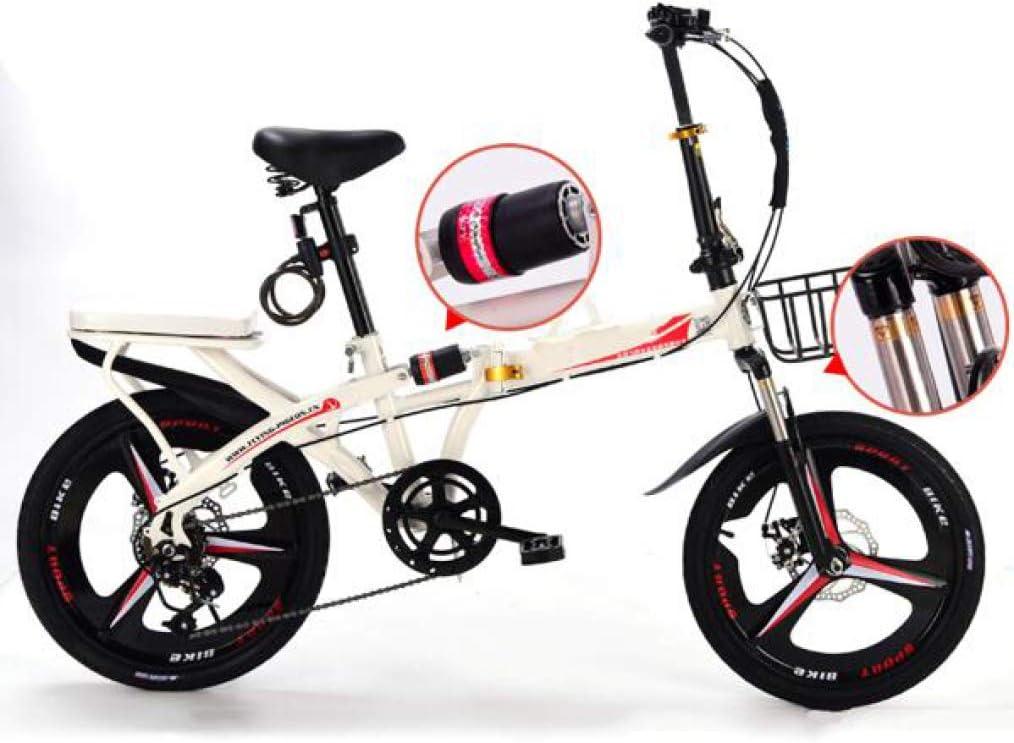 SHIN Bicicleta sin Pedales niños electrica Plegable Adulto Ligera montaña Doble Suspension Fat Bike Mujer Aluminio Hombre Trek Freno Bebe Chico niña Infantiles Carretera Paseo triciclos Ciudad