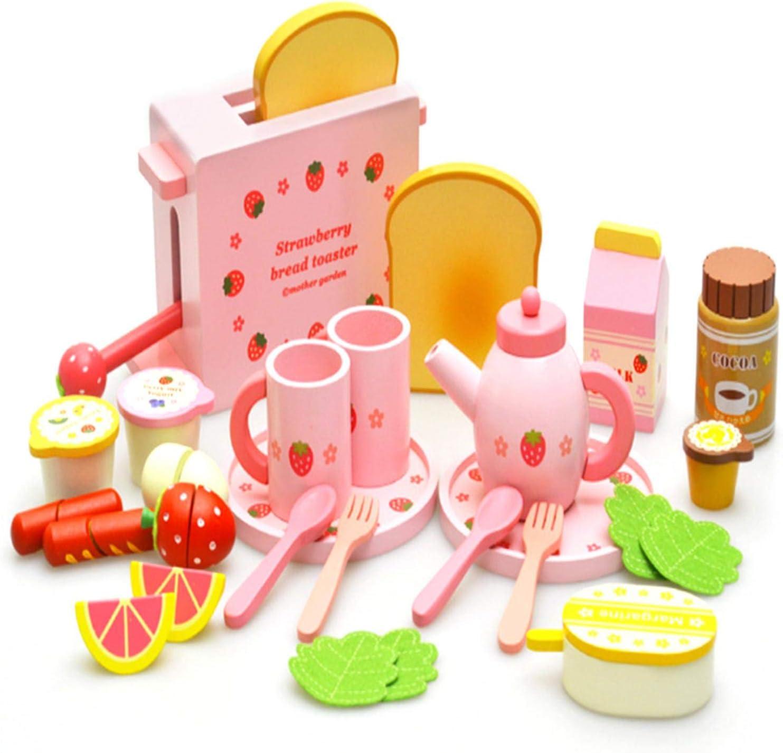 circulor-123 Conjunto De Utensilios Electrodomésticos De Cocina Infantil Accesorios para Cocina De Juguete Incluye Tostadora, Batidora, Licuadora