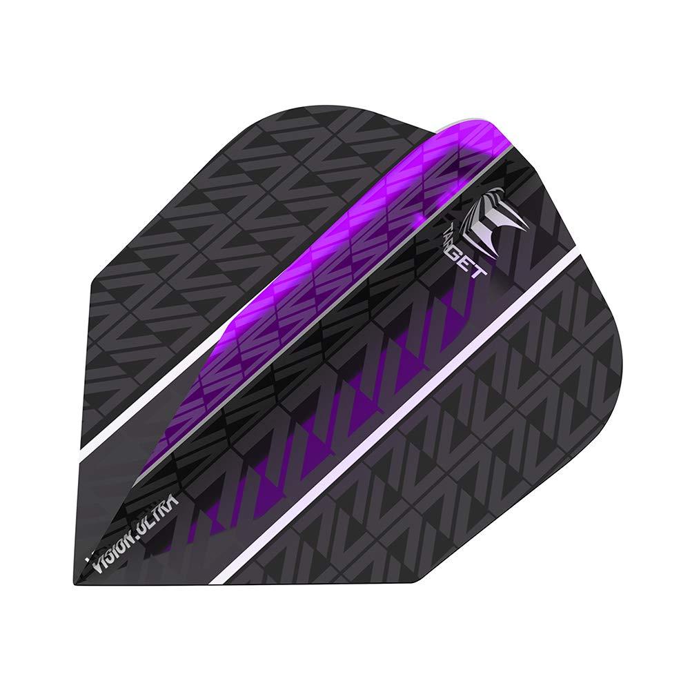 Target Darts Vapor 8 Black Titanium Nitride Steel Tip Darts