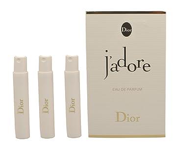 Amazoncom Lot Of 3 Dior Jadore Eau De Parfum Spray Sample Vials