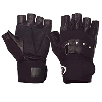 b292b0ad208fd WITERY Men's Winter Leather Gloves Thick Warm Fleece Windproof Gloves Cold  Proof Thermal Mittens - Ideal for Dress Driving Cycling Motorcycle Camping  etc