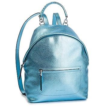 d9f7ce9163 Coccinelle Zaino LEONIE Donna Pelle Celeste - E1DN0140101B09: Amazon.it:  Abbigliamento