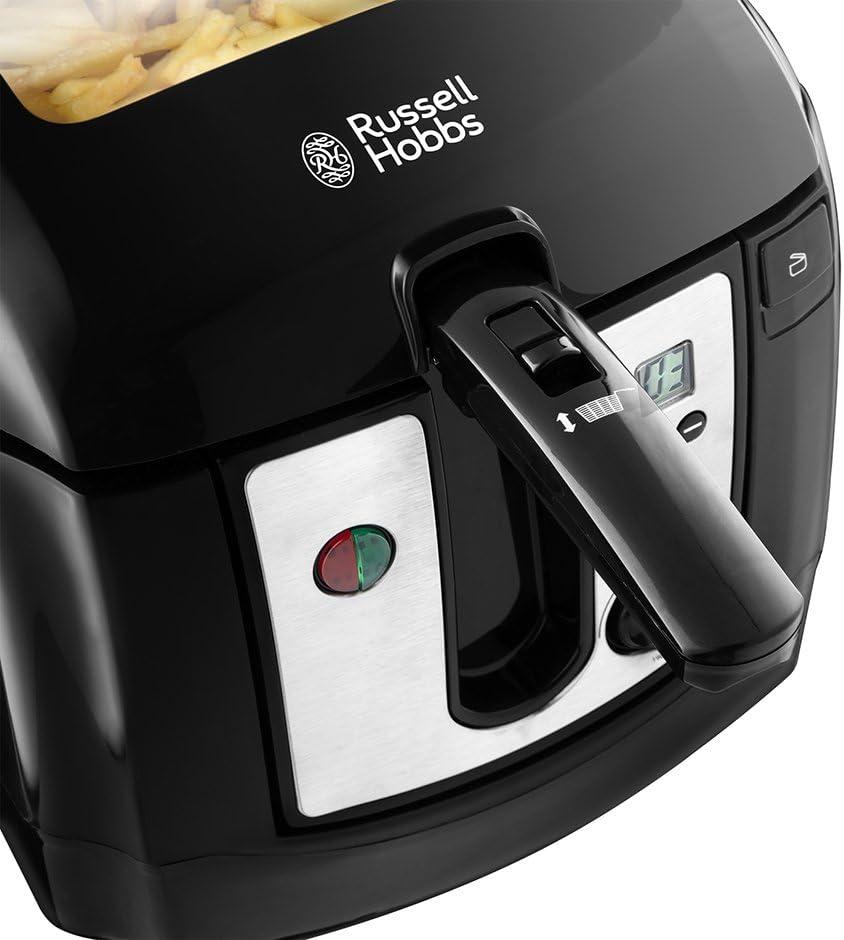 russell hobbs deep fat fryer review