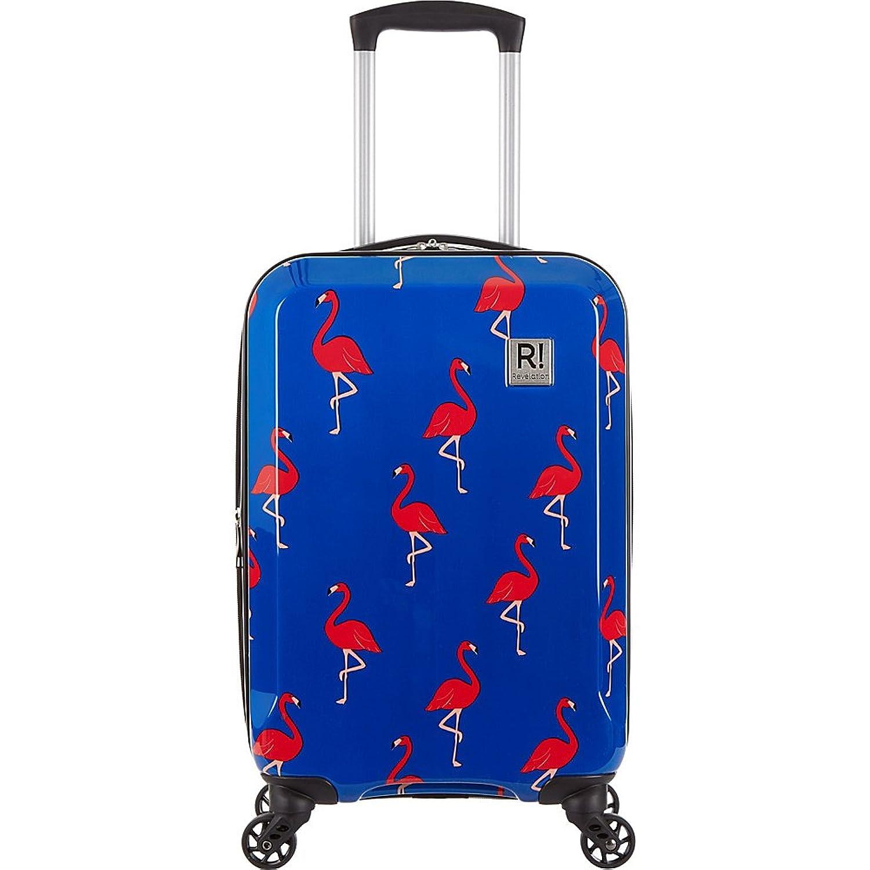"""Revelation Maluku BQ Max 22"""" Expandable Hardside Carry-On Spinner Luggage"""