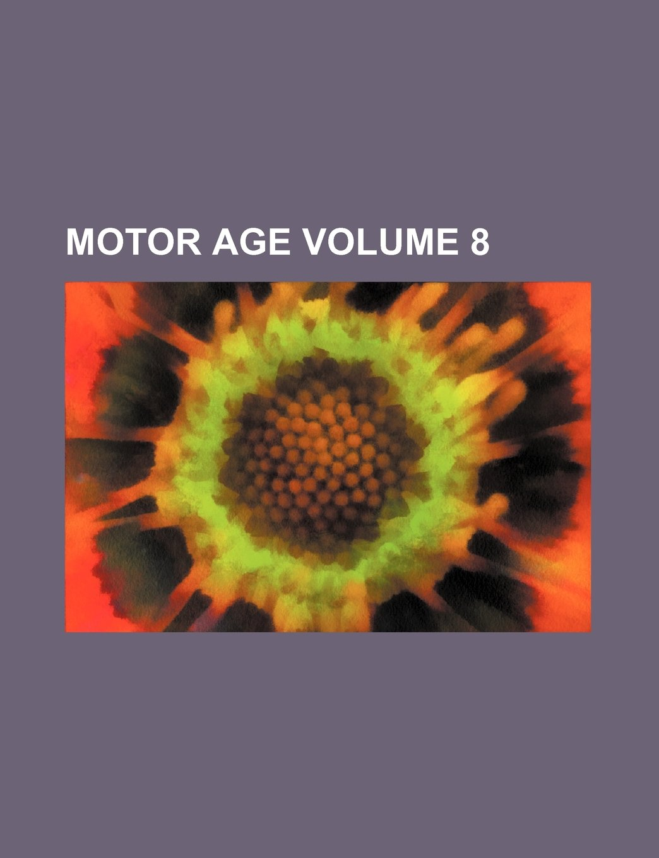 Download Motor age Volume 8 PDF