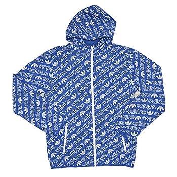 Image of Adidas Men's AOP Windbre Windbreaker Jacket Sport