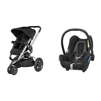 Genuine Maxi Cosi Quinny Buzz car seat Adapters pebble Plus cabriofix