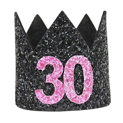 Fenteer Sombrero de Fiesta de Cumpleaños Accesorios ...