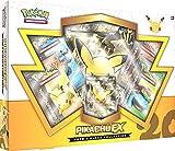 Pokemon 25886-PKM rouges et bleues Collection Pikachu EX Box