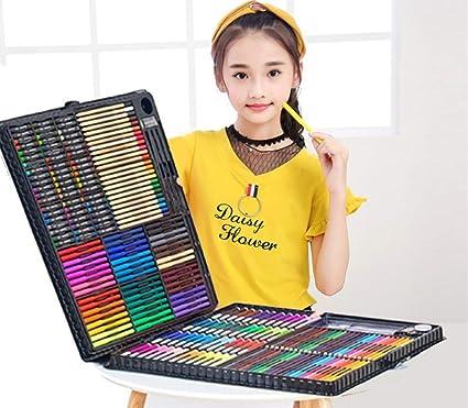 Lápices De Colores Profesionales 288pcs Juego De Dibujo