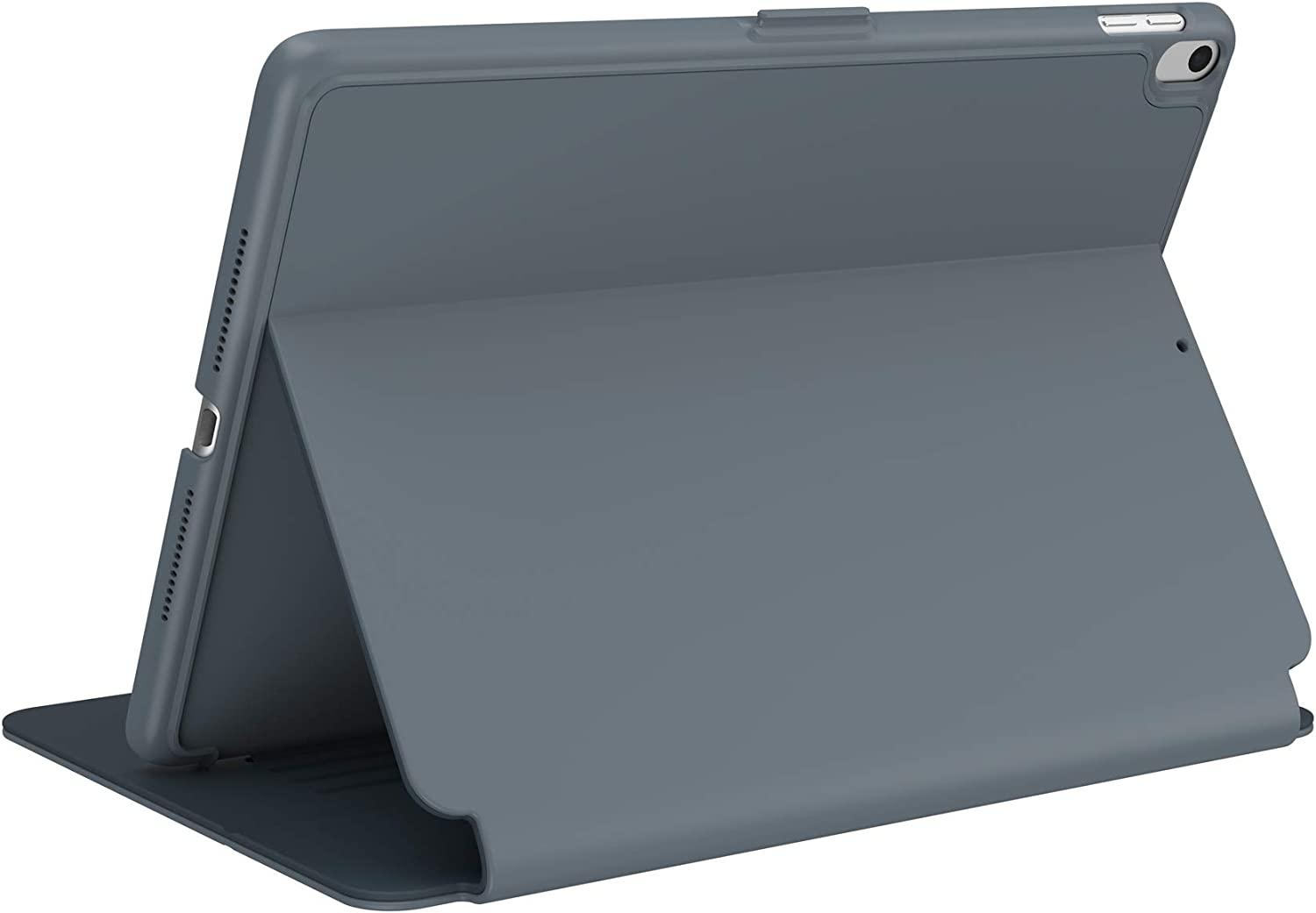 Speck Products BalanceFolio iPad Air (2019) Case (Also fits 10.5-inch iPad Pro), , Stormy Grey/Charcoal Grey (128045-5999)