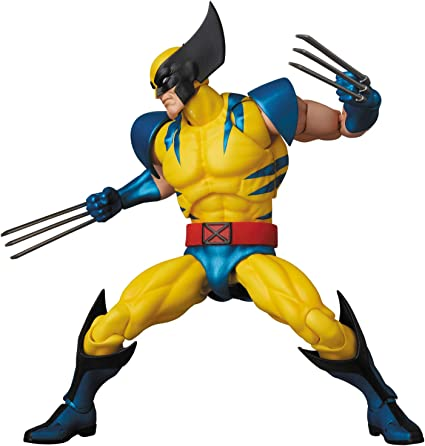 Medicom Toy Mafex No.096 Wolverine Lobezno Comic Version Height ...