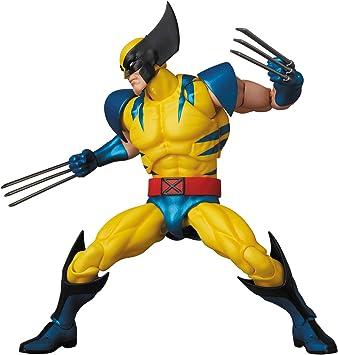 Medicom Toy Mafex No.096 Wolverine Lobezno Comic Version Height ...