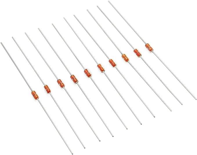 2 pcs NTC probe 10k-Thermistor Temperature Sensor 10 kohm Arduino stc-1000
