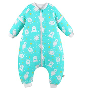 Amazon.com: Fairy - Saco de dormir para bebé, unisex, cálido ...