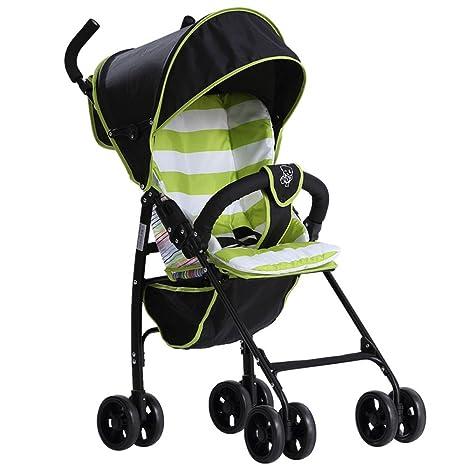 WUZHI Cochecitos De Bebé Ligeros Cochecito De Bebé Portador De Bebé Plegable Portabebé Plegable para Bebé
