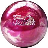 Brunswick TZone Pink Bliss Bowling Ball