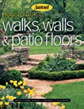 how to build a patio with pavers How to Build Walks, Walls & Patio Floors