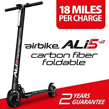 Amazon.com: Airbike ALI5 v2 Vector-Control German Technology ...