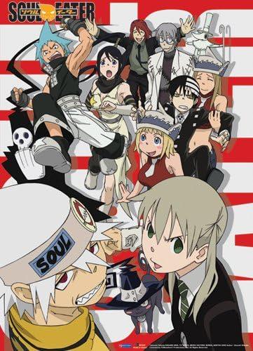 Soul Eater Death The Kid Anime Manga Giant Wall Art Poster Print