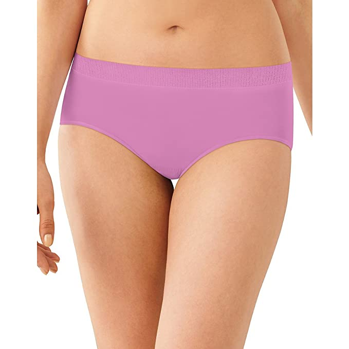 6d571991d Bali Women s Microfiber Hipster at Amazon Women s Clothing store  Hipster  Panties