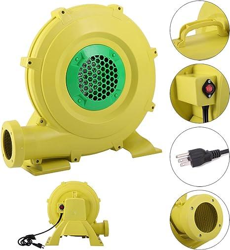 Amazon.com: Soplador de Aire jaxpety Bomba de rebote Casa ...