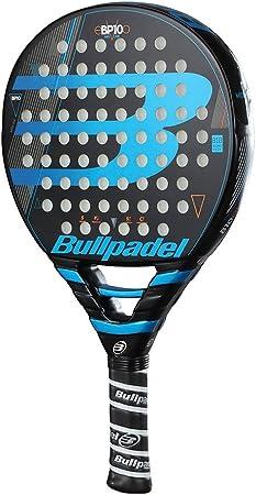 Bullpadel BP 10 2018 Pala de pádel de Tenis, Hombre, Negro/Azul ...