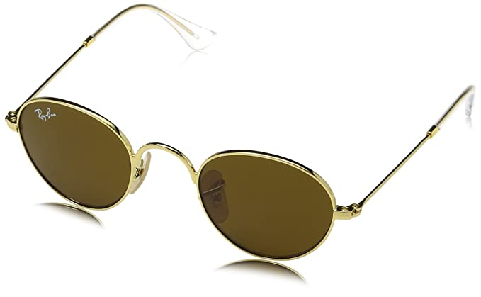 997f07e671 Amazon.com  Ray-Ban Kids  Round Metal Junior Sunglass