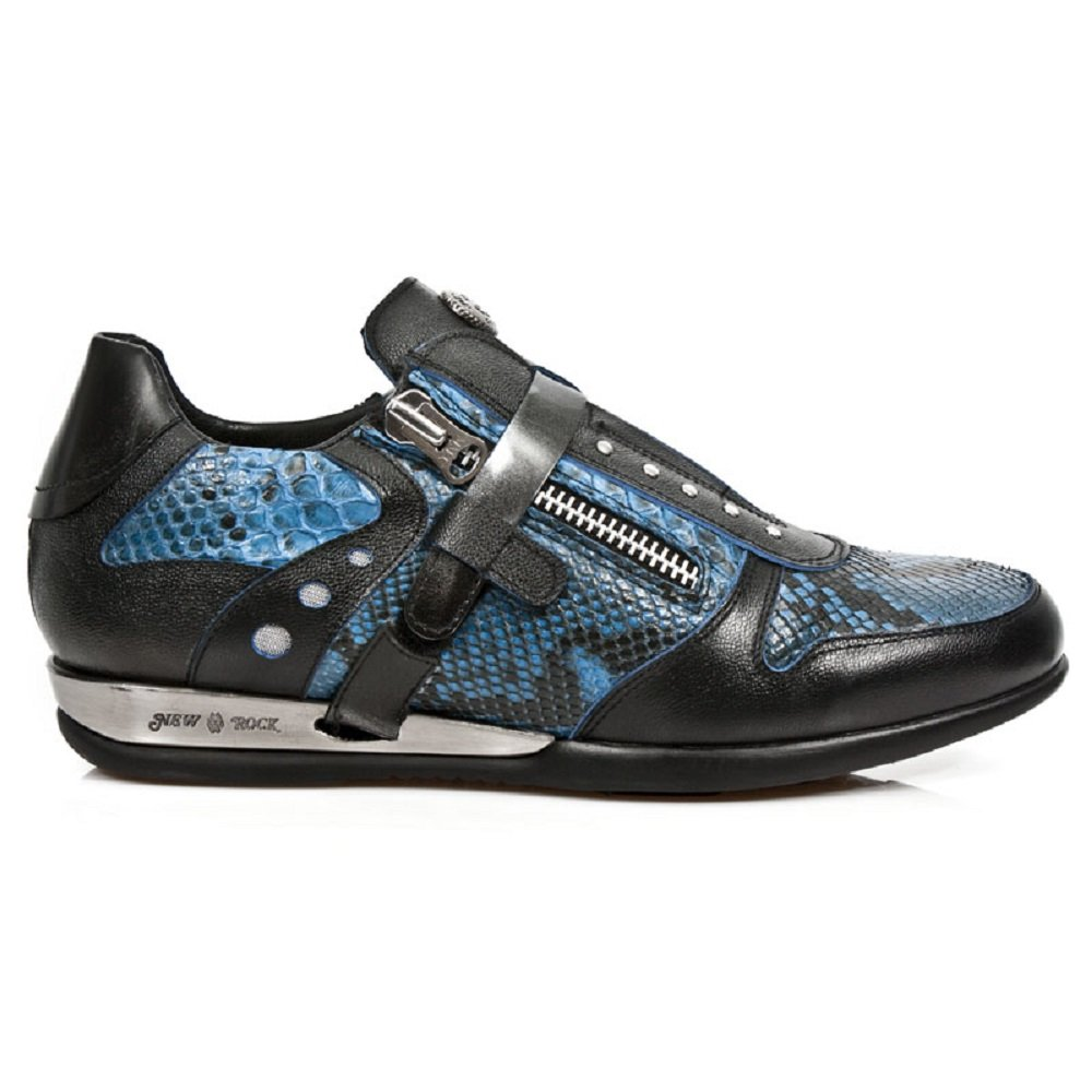 New Rock Hybrid Mehrfarbig Schuhe M.HY018-S2  | Billig