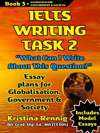 essay book ielts