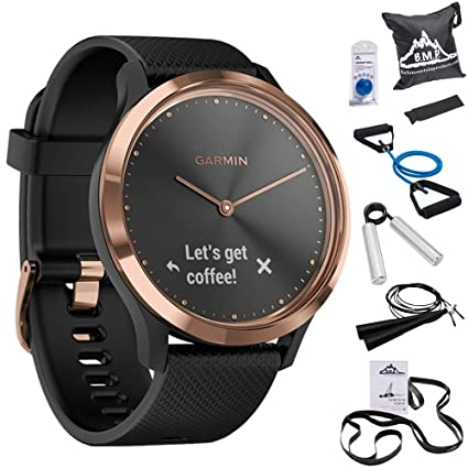 Amazon.com: Garmin 010-01850-16 Vivomove HR,Sport Smartwatch ...