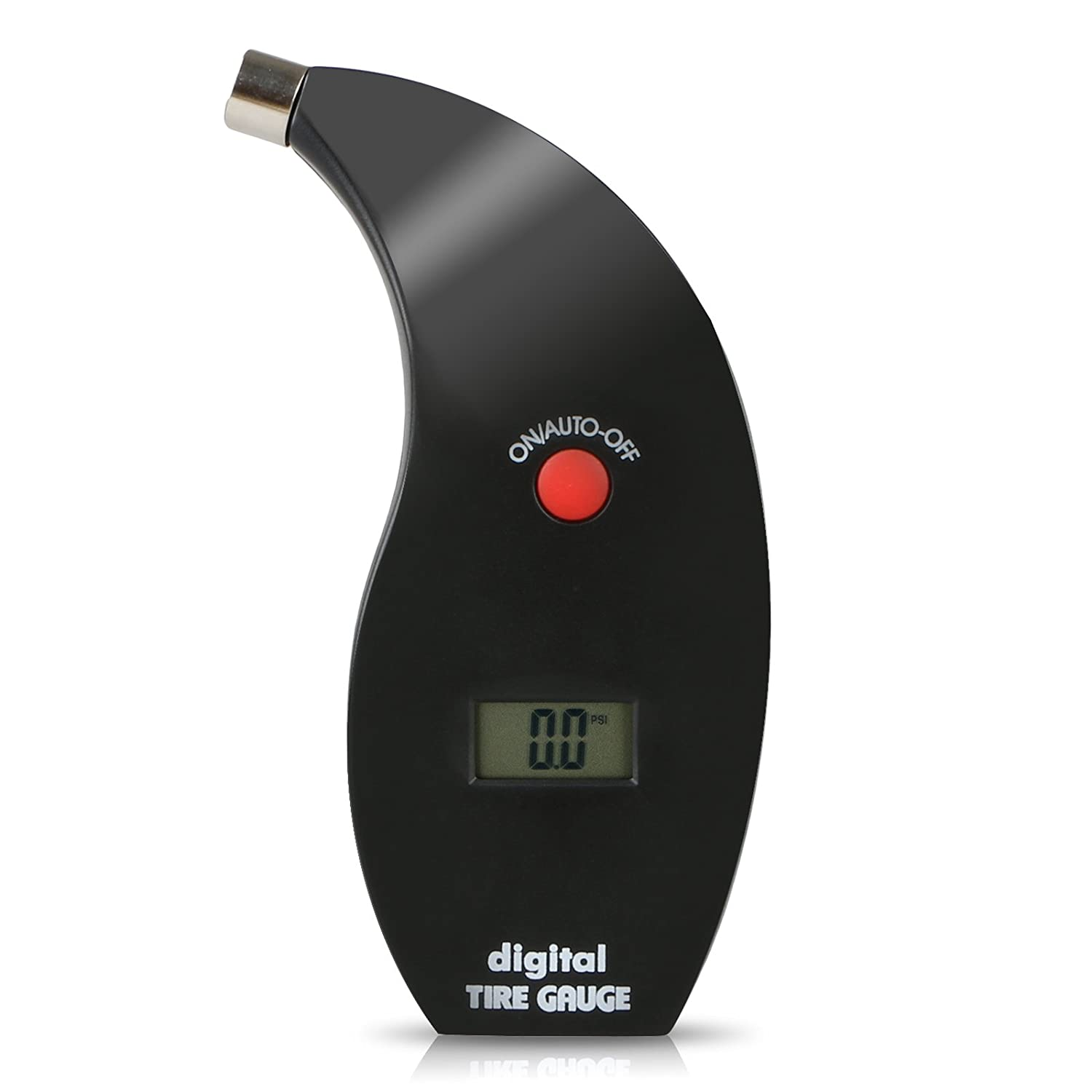 Linkstyle Tire Digital Pressure Gauge - Protect Your Tires and Monitor Tire Pressure. For Your Car, Bicycle, or Motorcycle