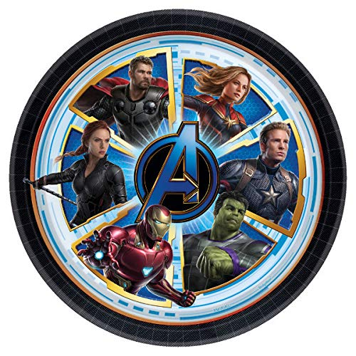 (Avengers End Game 9