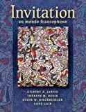 img - for Invitation au monde francophone (with Audio CD) (World Languages) book / textbook / text book