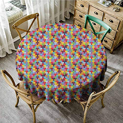 Round Tablecloth 55