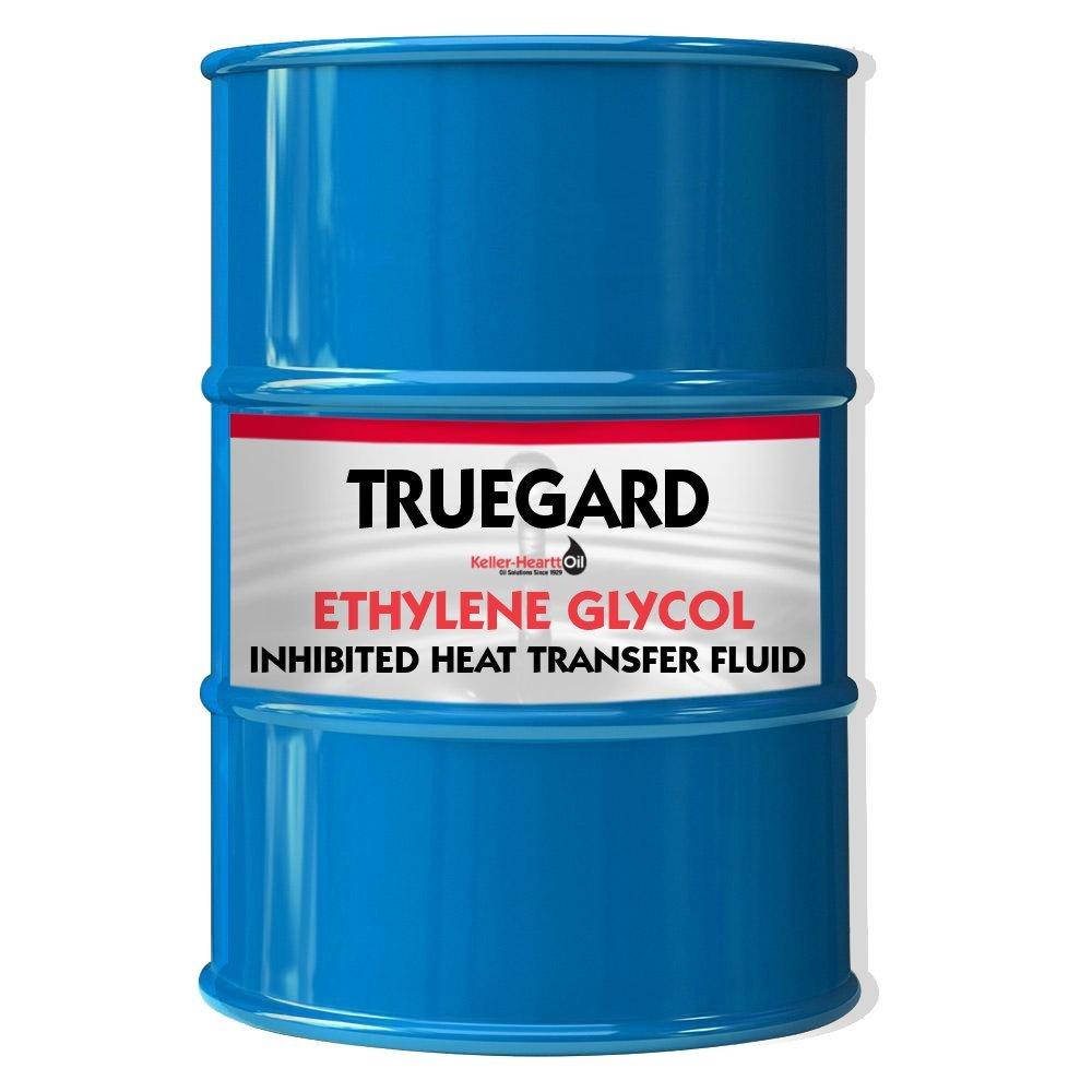 TRUEGARD Ethylene Glycol Inhibited-Heat Transfer Fluid 100% Concentrate - 55 Gallon Drum