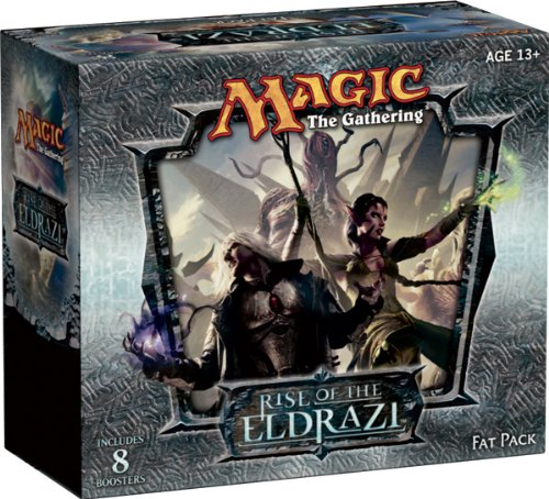 Magic the Gathering - MTG: Rise of the Eldrazi - Fat Pack
