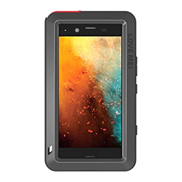 new style 52d91 56a14 Xperia XZ1 Compact Waterproof Case, HICASER Shockproof: Amazon.co.uk ...