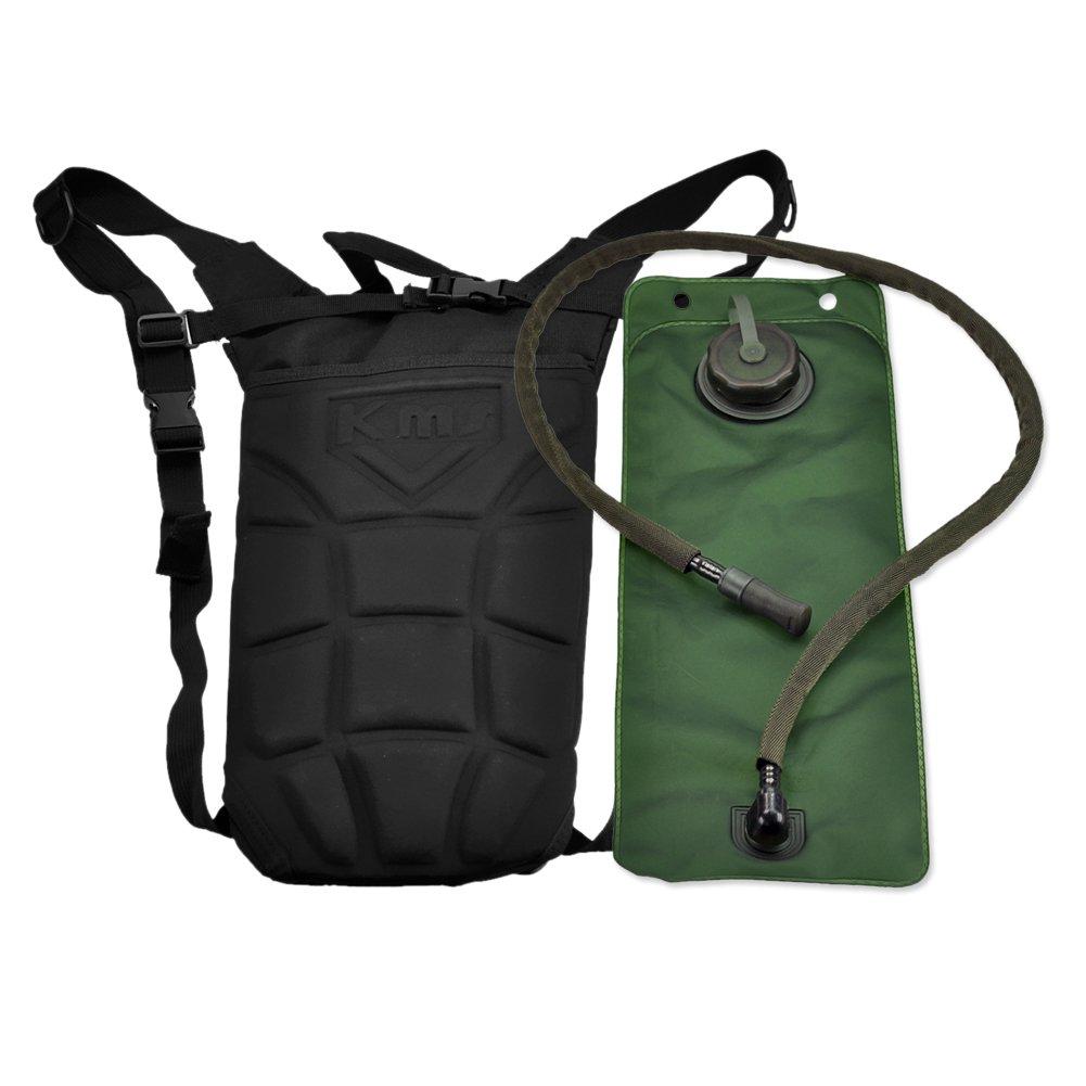 Econoled 3L nos Ejército 3L Econoled hidratación agua mochila negro 768b68