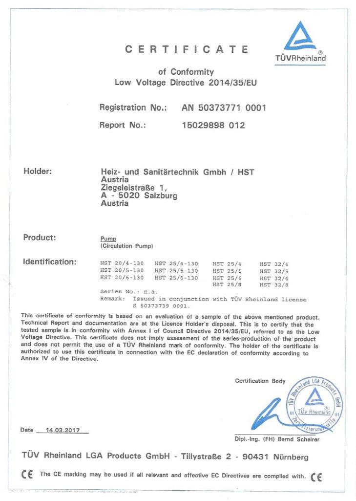 Umw/älzpumpe 25-40//130 Heizungspumpe