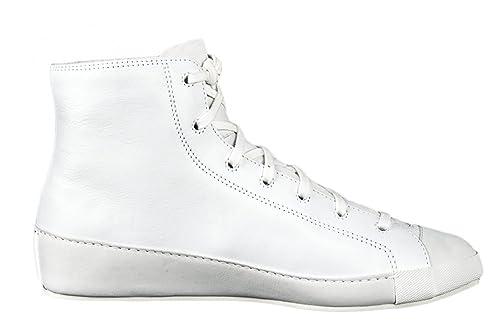 scarpe adidas donna alte bianche