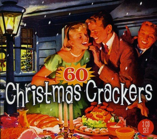 various artists 60 christmas crackers various amazoncom music