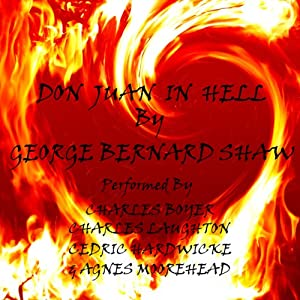 Don Juan in Hell Audiobook