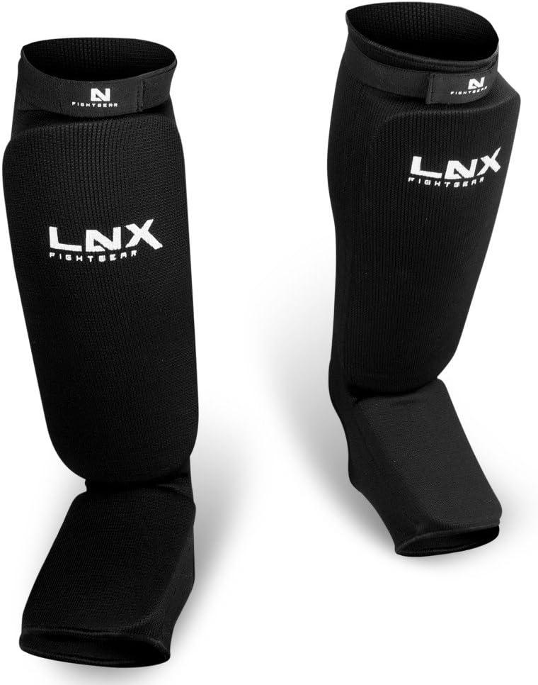 LNX Schienbeinschoner Performance Pro Instep f/ür Muay Thai MMA Kampfsport